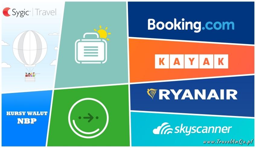 Aplikacje dla podróżników - 11 darmowych aplikacji przydatnych w podróży